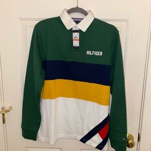 Tommy Hilfiger Rugby Shirt size s